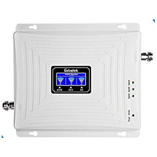 Lintratek Mobile Signal Booster 2G/3G/4G 900mhz/1800mhz/2100mhz