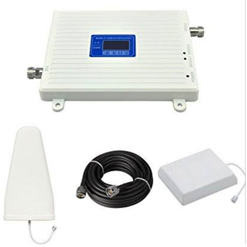 Dual Band Mobile Signal Booster 3G/4G 1800mhz/2100mhz