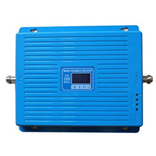 Triband Mobile Signal Booster 2G/3G/4G 900mhz/1800mhz/2100mhz