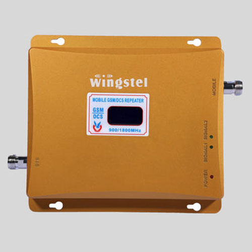 Dual Band Mobile Signal Booster 2G/4G 900mhz/1800mhz