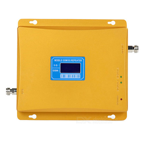 Dual Band Mobile Signal Booster 2G/3G 900mhz/2100mhz